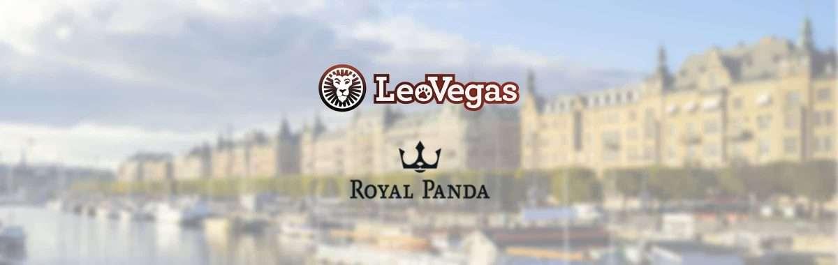 LeoVegas Royal Panda