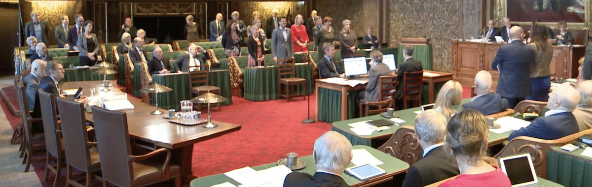 Eerste kamer stemt in met wet Kansspelen op afstand