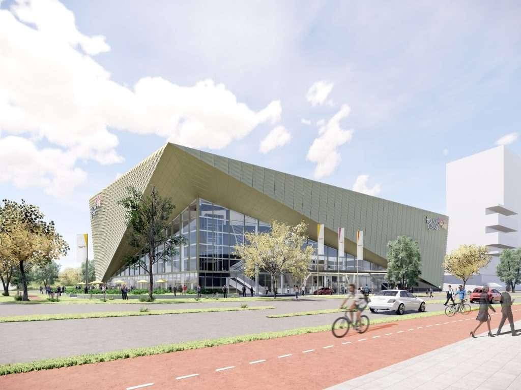 Ontwerp nieuwe vestiging Holland Casino Utrecht