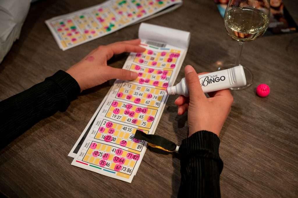 Bingo met 90 ballen (bron: Holland Casino/Michel Schnater)