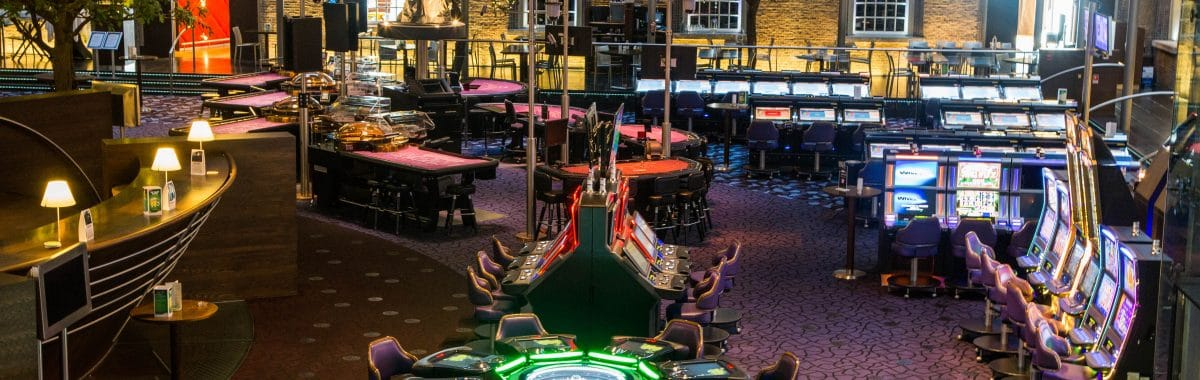 Holland Casino Breda (bron: corporate.hollandcasino.nl)