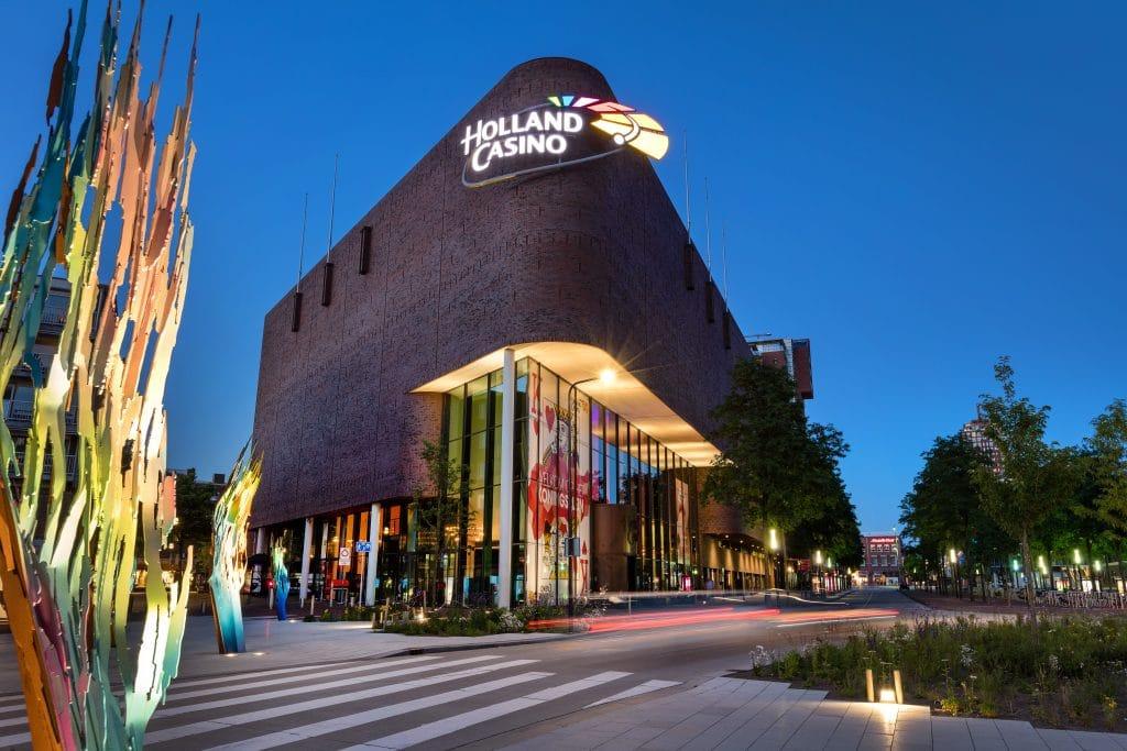 Holland Casino Enschede (bron: corporate.hollandcasino.nl)