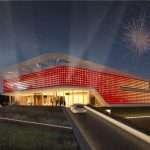 Holland Casino Venlo (artist impression) (bron: corporate.hollandcasino.nl/MVSA architects)