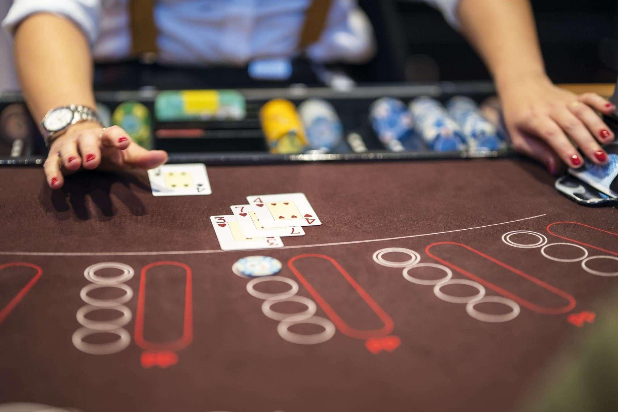Blackjack Casino Strategie