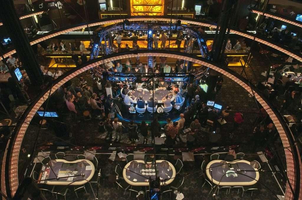 Holland Casino Amsterdam Master Classics of Poker MCOP