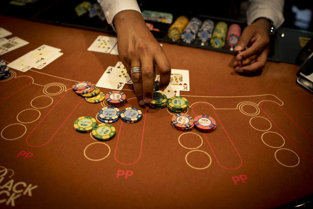 Holland Casino Blackjack uitbetaling dealer kapot