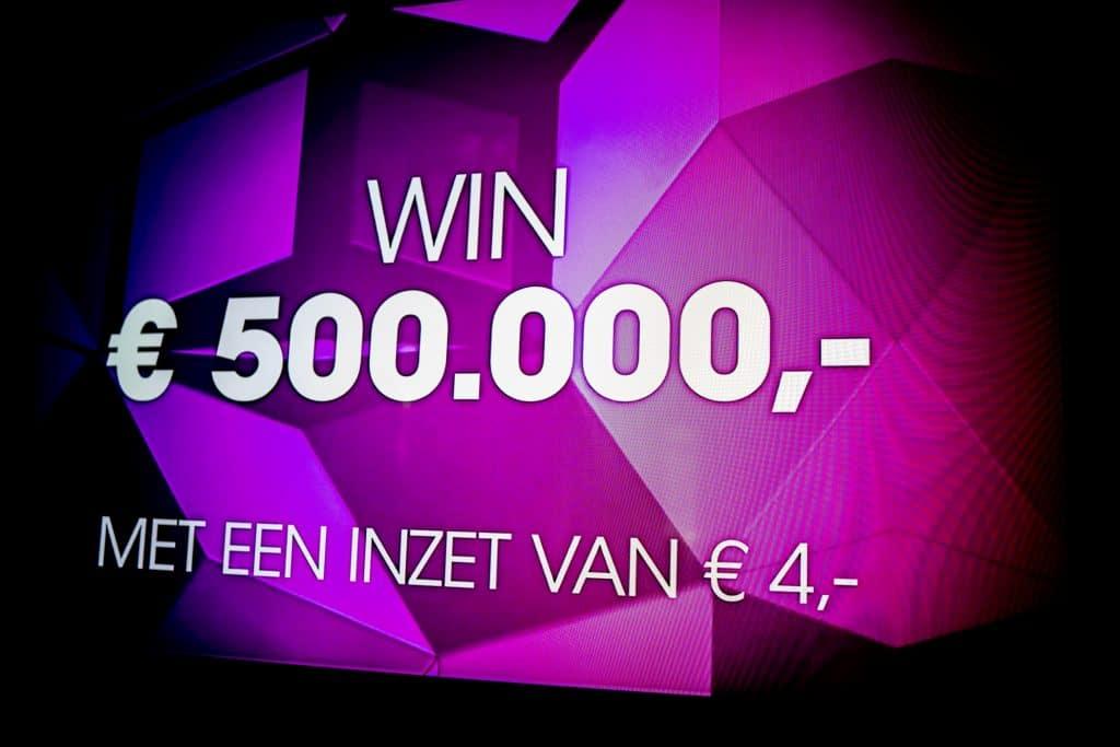 Holland Casino slots, speelautomaat, gokkast, slotmachine, Mega Millions