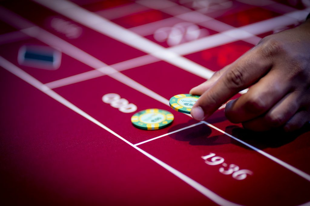 Holland Casino Roulette odd oneven inzet