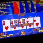 Holland Casino videopoker video poker speelautomaat speelautomaten gokkasten slot slots held hold bet credit vasthouden flush