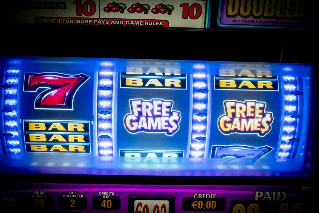 Holland Casino slots, speelautomaat, gokkast, slotmachine, 7, bar bar bar, free games,
