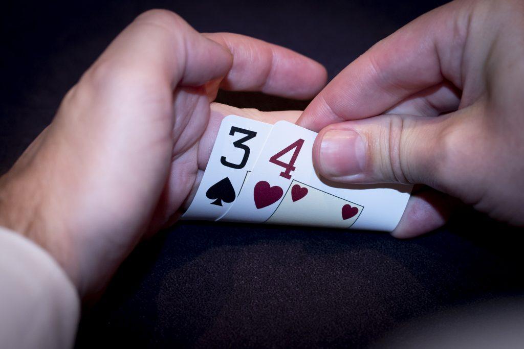 Holland Casino poker 3 4 drie-vier