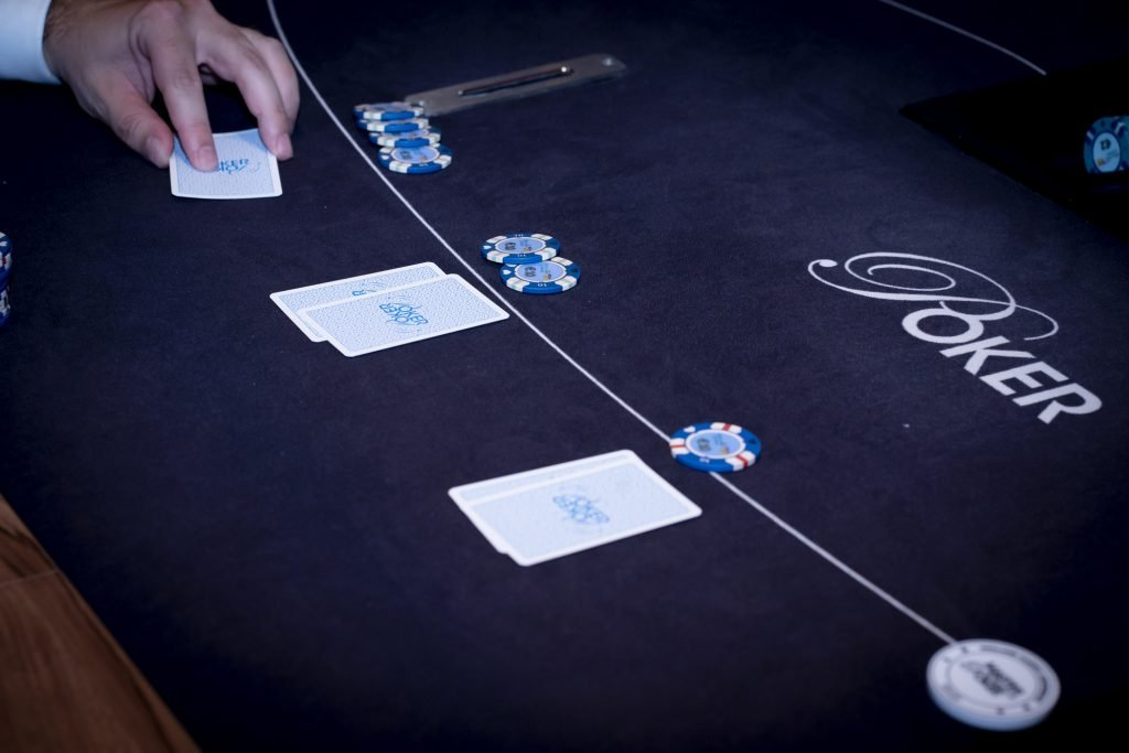 Holland Casino poker straddle cashgame €10 €20 €40