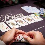 Holland Casino poker Broadway nuts A op KQJ10 cashgame moet betten raisen