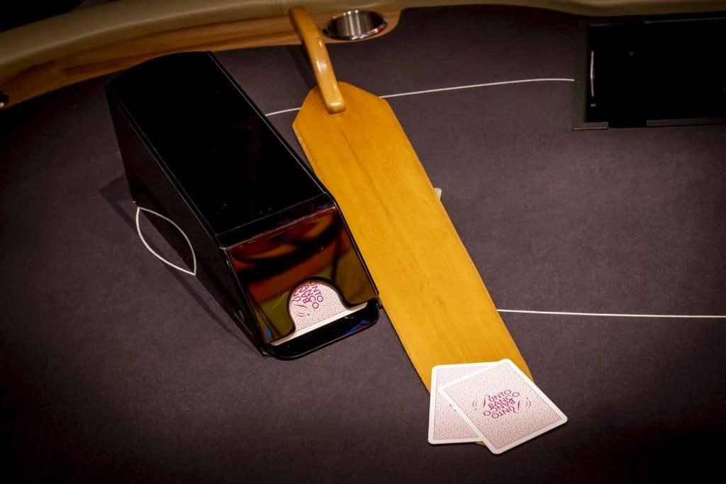 Holland Casino baccarat pallet (Punto Banco)