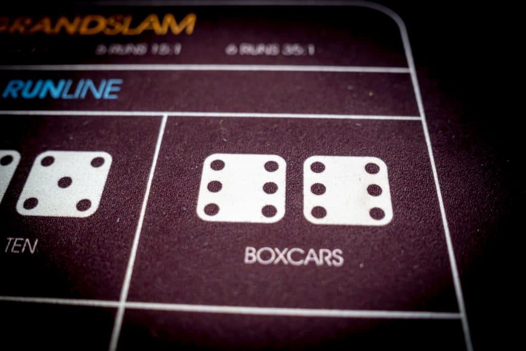 Holland Casino Diceball Runline 6 6 boxcars