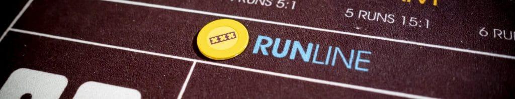 Holland Casino Diceball runline