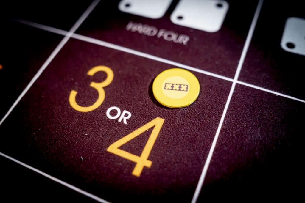 Holland Casino Diceball 3 or 4