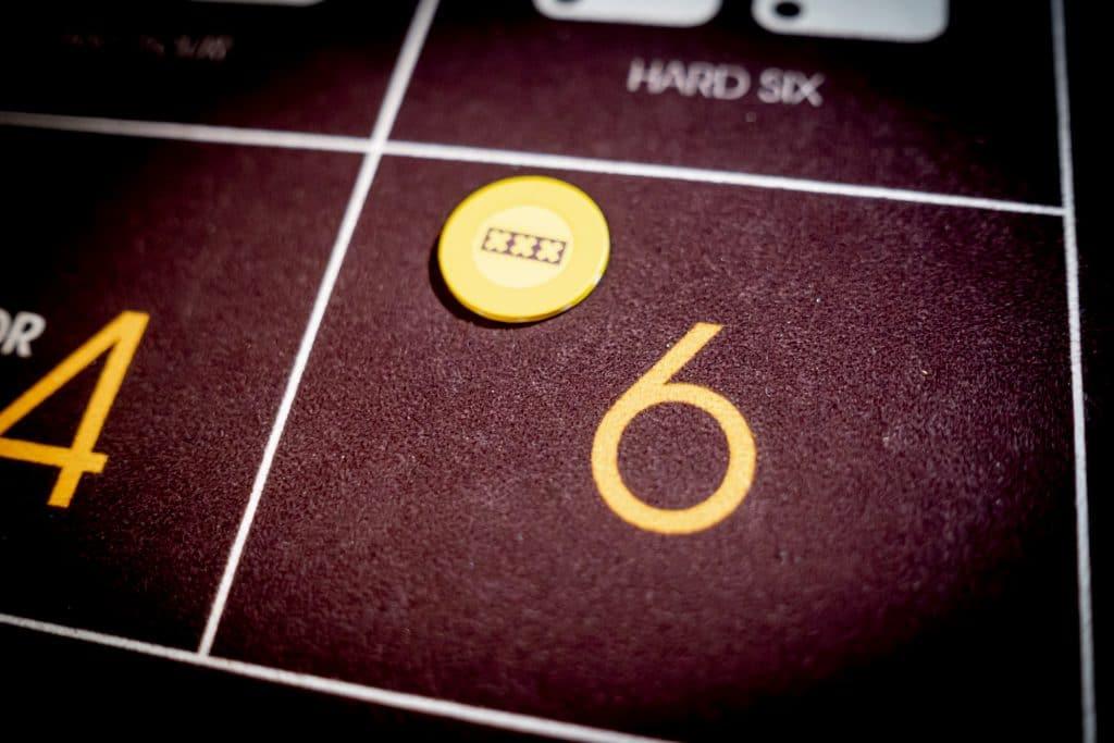 Holland Casino Diceball 6