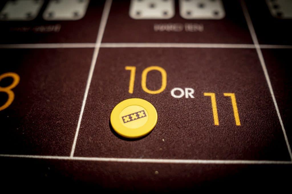 Holland Casino Diceball Hard Six 10 or 11
