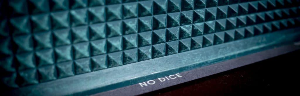 No dice wand