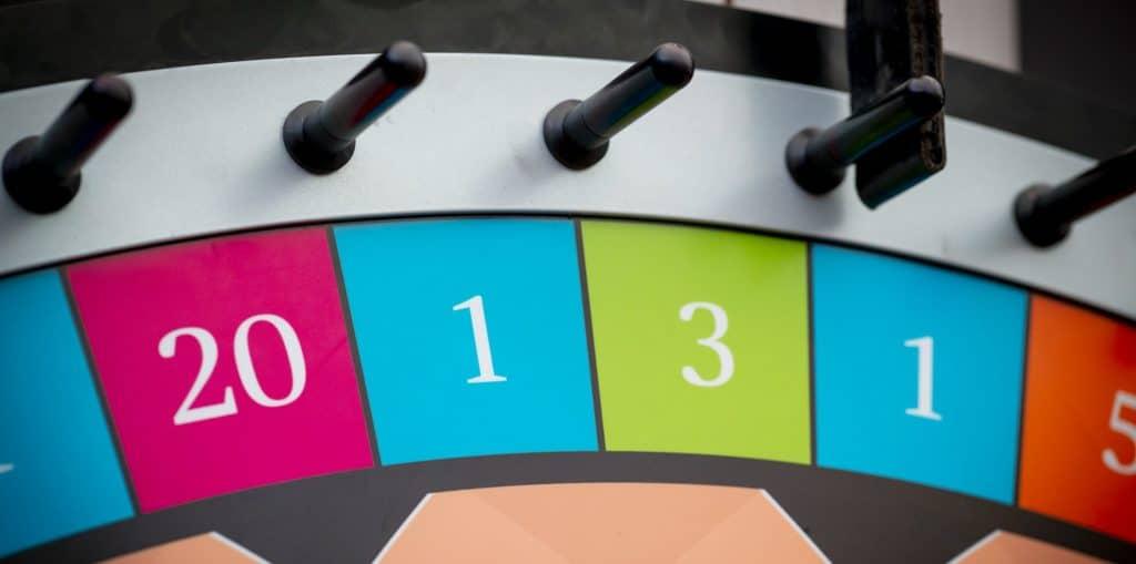 Holland Casino Money Wheel MoneyWheel klepper op 1