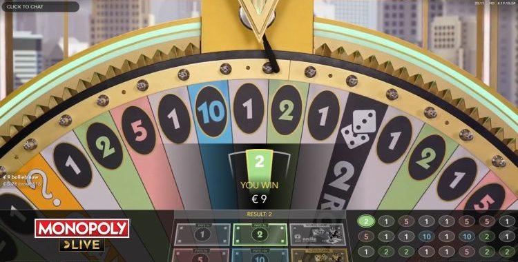 Monopoly Live rad