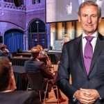 René Jansen tijdens de Gaming in Holland 2020 conferentie