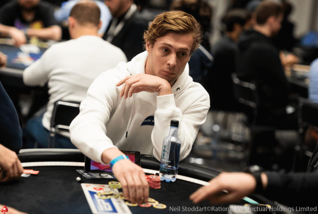 Teun Mulder (foto via Neil Stoddart/PokerStars)
