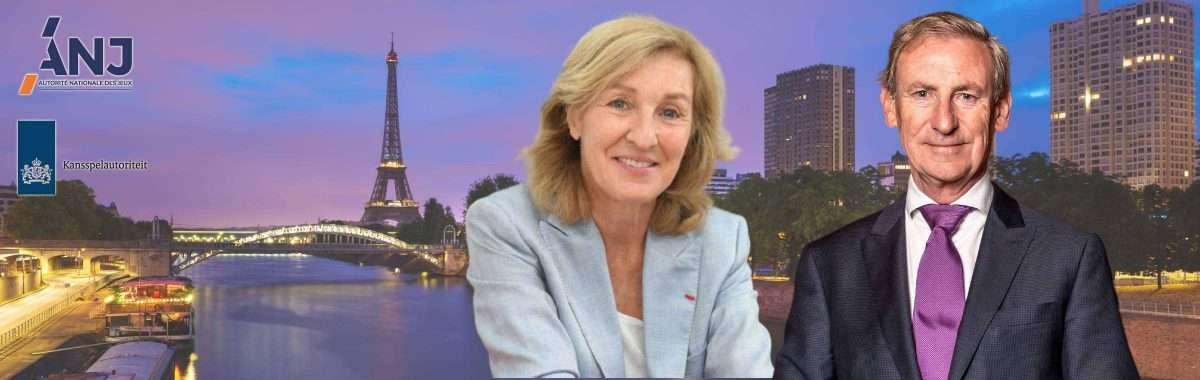 Kansspelautoriteit (Ksa) en Franse evenknie ANJ tekenen samenwerkingsverband