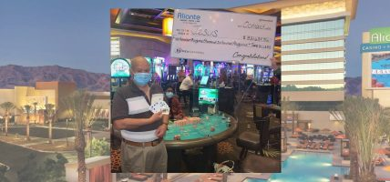 Amerikaan wint ruim half miljoen met Pai Gow-jackpot