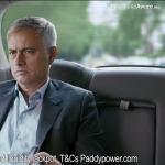 Jose Mourinho – Paddy Power Games – Don't think you're special reclame