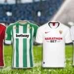 La Liga shirts gokbedrijf sponsoring
