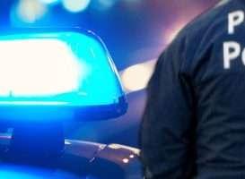 Politie inval