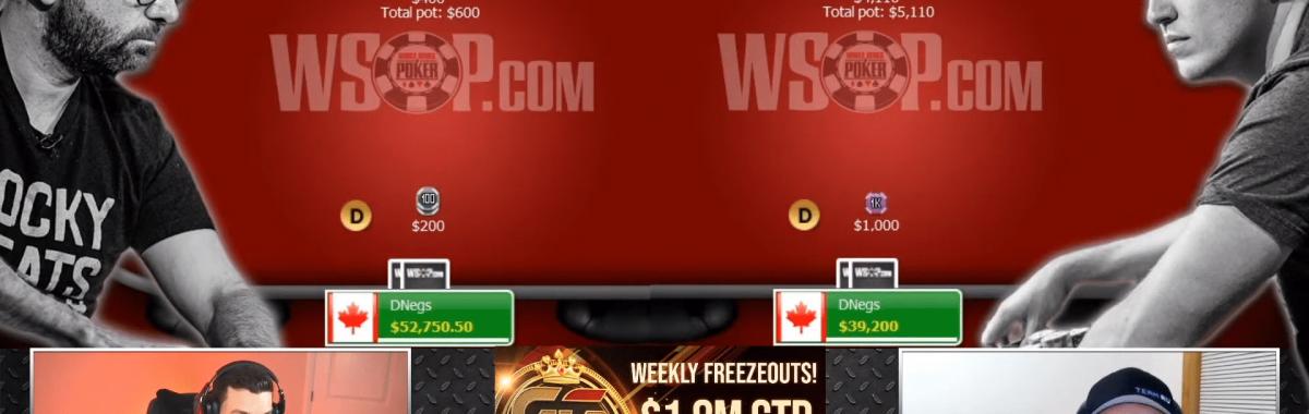 High Stakes Feud: Polk geeft Negreanu nieuwe klap (+$166k)