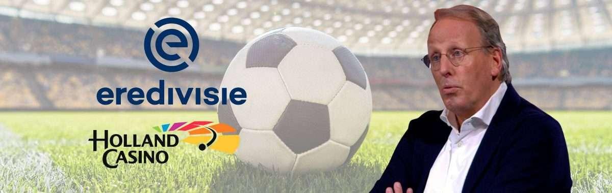 """Sportmarketeer Woerts: """"Holland Casino wordt officiële bettingpartner Eredivisie"""""""