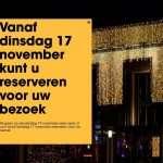 Holland Casino weer open vanaf 19 november
