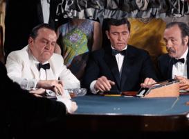 James Bond 'On Her Majesty's Secret Service' Baccarat