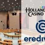 Tweede Kamer uit onvrede over sponsordeal Holland Casino en Eredivisie