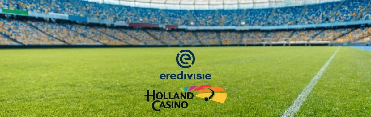 Eredivisie sluit miljoenendeal met Holland Casino, Ajax & AZ akkoord met Unibet