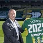 Samenwerking ADO Den Haag & Hommerson; casino in stadion