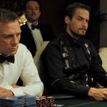 Casino Royale poker: Daniel Craig en Andreas Daniel