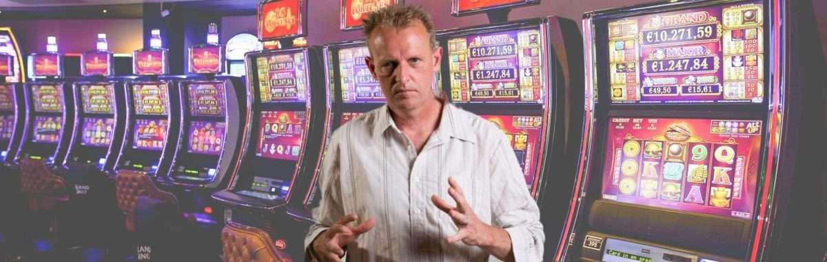 """Voormalig gokverslaafde Feite Hofman: """"Heb het niet over gaming als het eigenlijk over gokken gaat"""""""