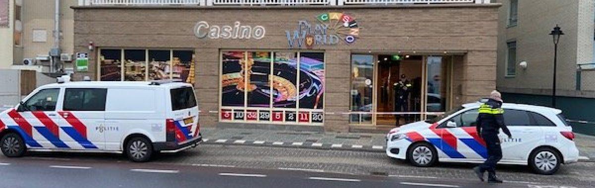 Overval casino Noordwijk