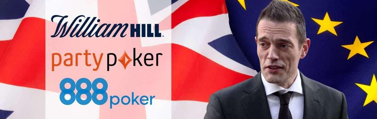 Pepijn Le Heux over gevolgen Brexit voor Nederlandse gokkers en pokerspelers