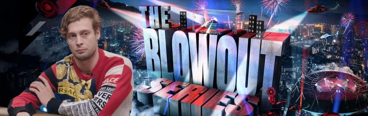 """Teun """"tinnoemulder"""" Mulder wint High Roller-event bij Blowout Series voor $211.740 (€172.722)"""