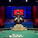 Hebert wint WSOP Main Event