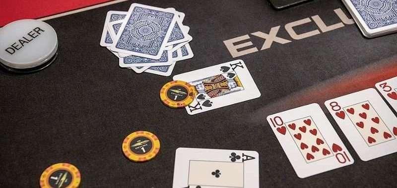 Politie inval illegaal gokken