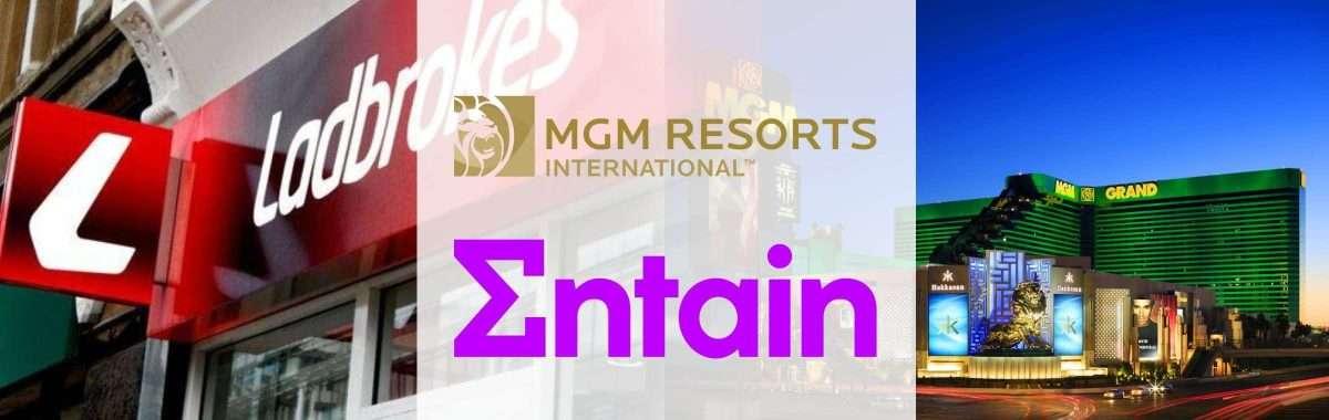 Entain wijst €9 miljard bod van MGM af