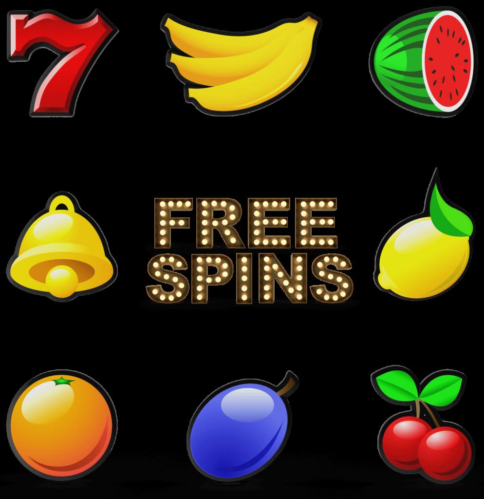 Bij veel casino's kan je Free Spins krijgen.