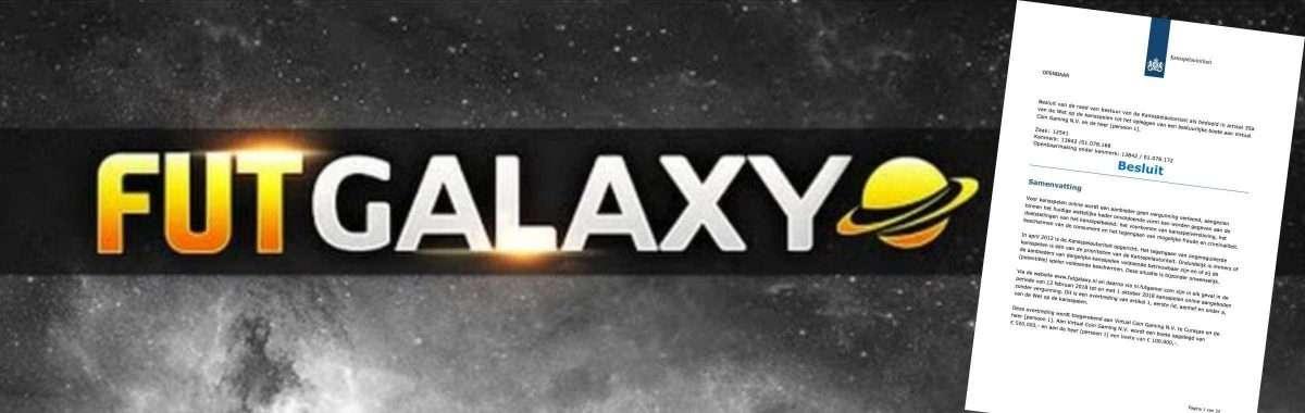 FutGalaxy krijgt recordboete van €600.000
